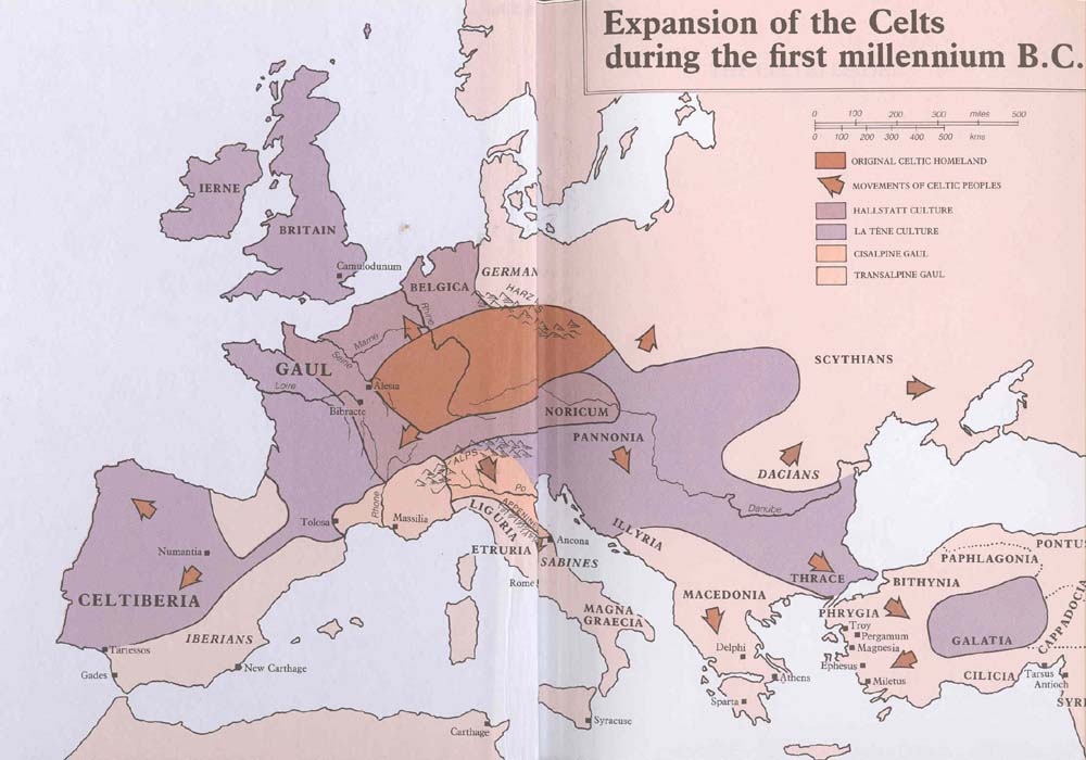 whole europa native places