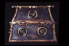 Relic shrine, Copenhagen, 700 AD
