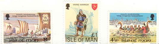 Vikingjubileum, Isle of Man
